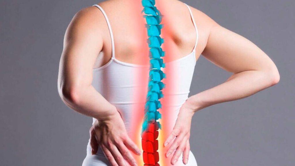 Болит спина, когда грыжа