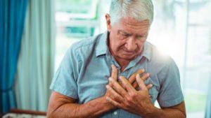 Болит спина и тяжело дышать