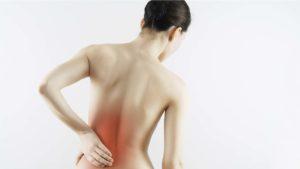 Боли сзади со спины: причина и ее устранение