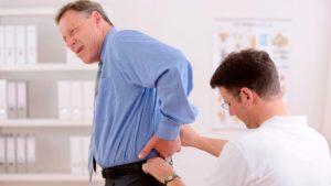 Как вылечить боль в спине?