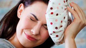 Как снять головную боль при мигрени в домашних условиях