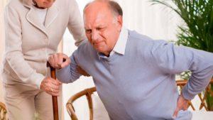 Влияние болезни позвоночника на качество жизни пожилого человека