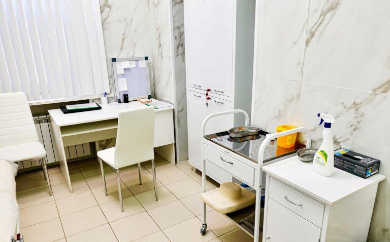 Первая Медицинская Клиника кабинеты
